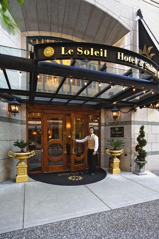 Hotel LeSoleil 3