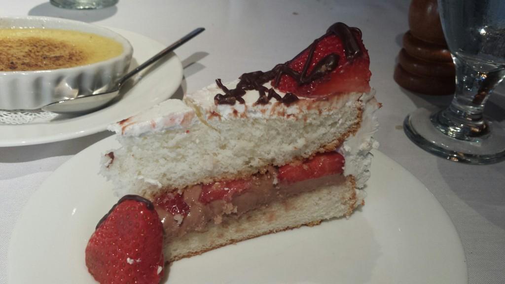 Hungry bear cake