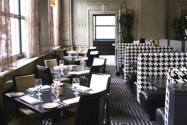 Hotel Monaco dining room 2