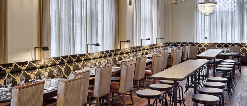 Hotel Teatro dining